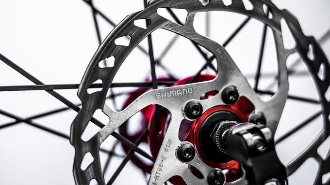 自転車用ディスクブレーキ