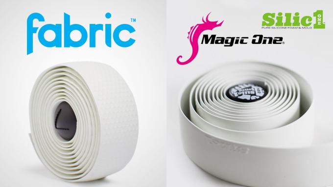 fabric製&magicone製シリコンバーテープ