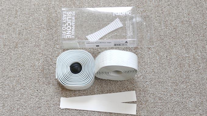 fabric(ファブリック)シリコン製バーテープ02