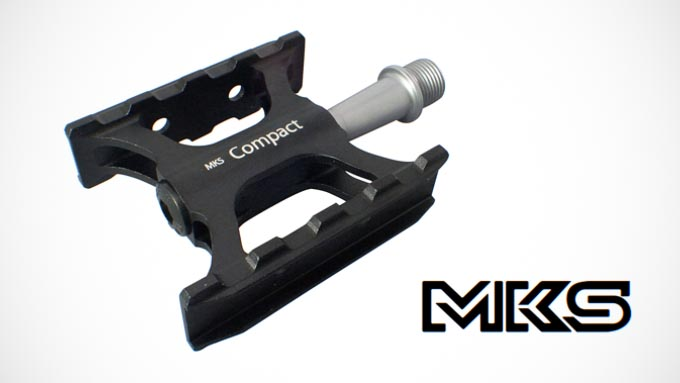 MKS(三ヶ島) コンパクト [Compact] ペダル