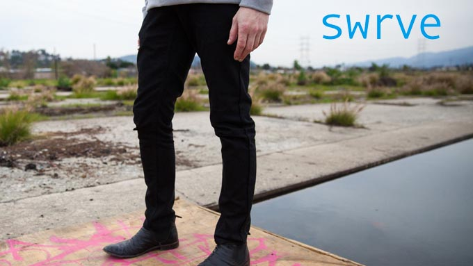 スワーブ(swrve) Codura Denim Pants Skinny01