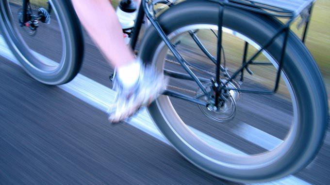 ファットバイク用スリックタイヤ