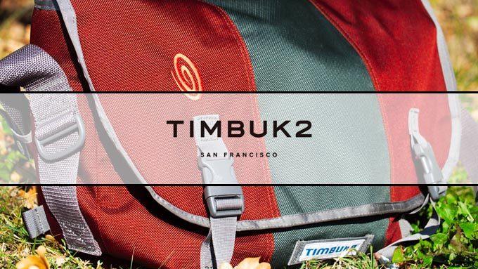 """TIMBUK2""""クラッシックメッセンジャーバッグ""""イメージ01"""