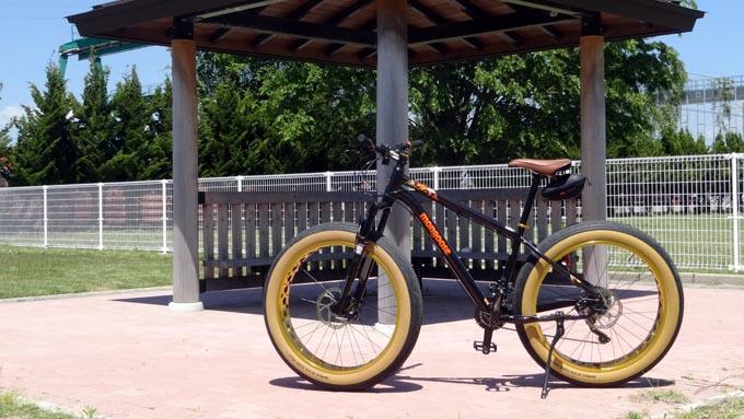 QUIXX/クイックスで自転車の傷補修イメージ02