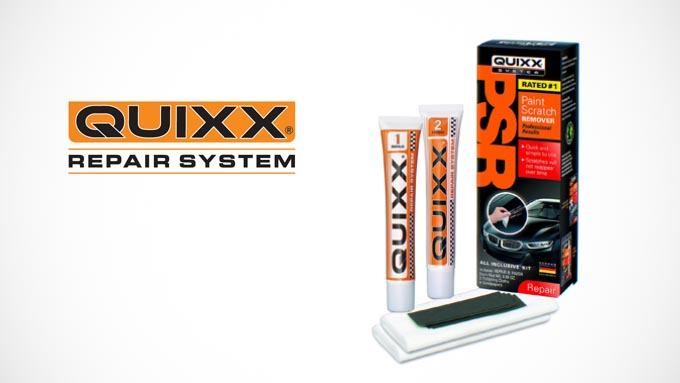 QUIXX/クイックスで自転車の傷補修イメージ03