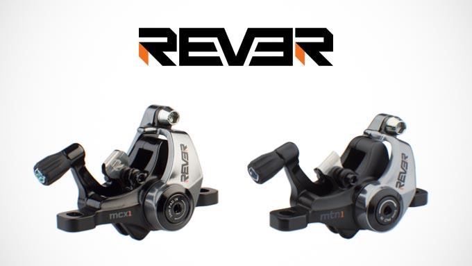 REVER MTN1&MCX1対向ピストンメカニカルディスクブレーキ