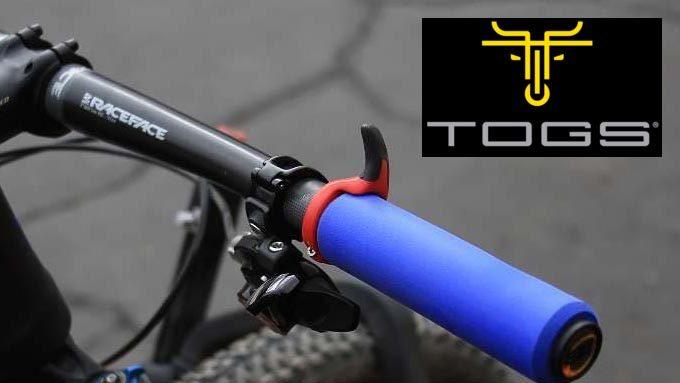 """フラットハンドルバーの自転車にオススメ""""TOGS/トグス""""イメージ01"""