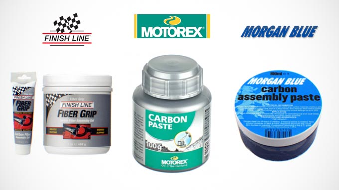 『ファットバイクをカーボンハンドルに交換&MOTOREXカーボンペーストの感想』イメージ03