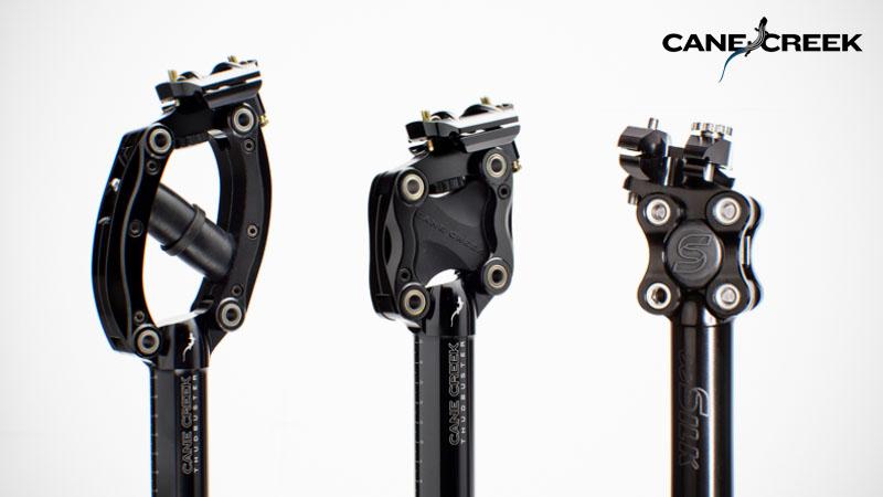 CaneCreek軽量サスペンションシートポスト『 eeSilk』イメージ02