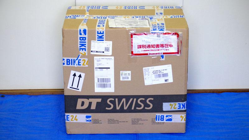 """DT Swiss製ファットバイク用軽量ホイール""""BR 2250 CLASSIC""""イメージ05"""