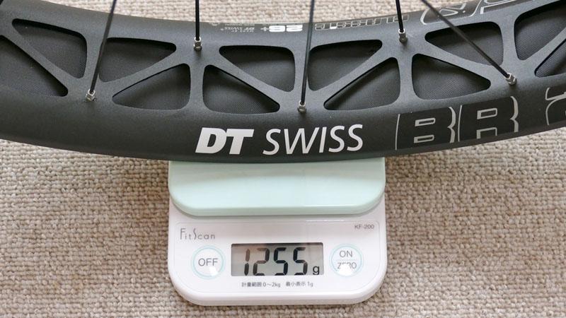 """DT Swiss製ファットバイク用軽量ホイール""""BR 2250 CLASSIC""""イメージ13"""