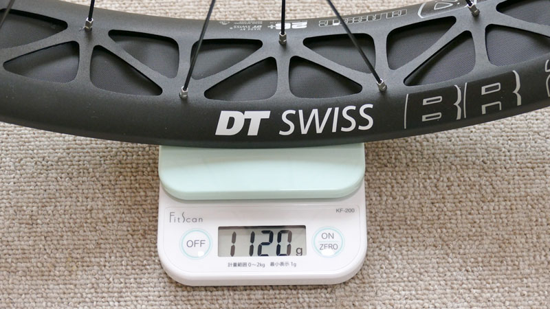 """DT Swiss製ファットバイク用軽量ホイール""""BR 2250 CLASSIC""""イメージ14"""