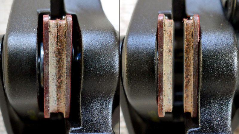 TRP製対向2ピストン機械式ディスクブレーキ『SPYKE/SPYRE』の感想イメージ07