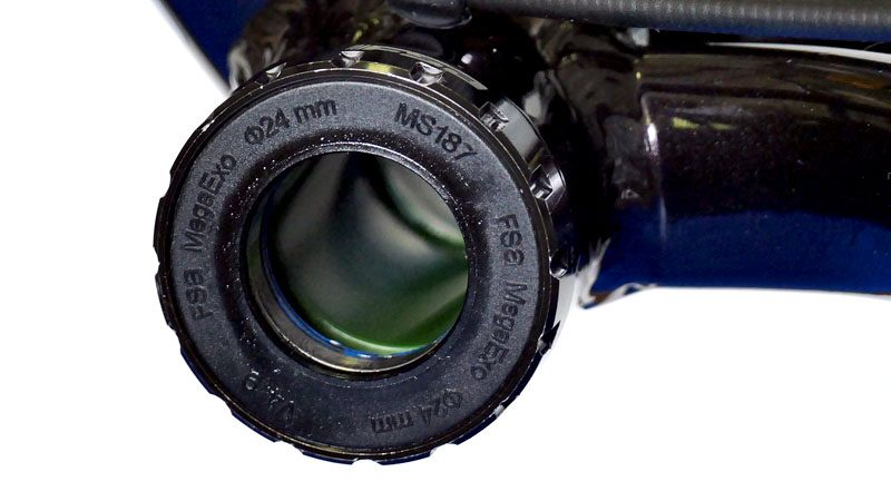 FSA製『cometクランク&megaexoBB』の取外しイメージ06