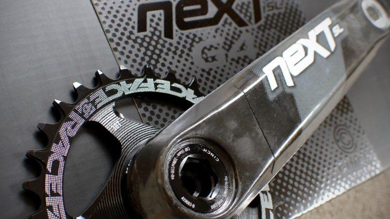 ファットバイクのフロントシングル化『カーボンクランク&BBへの交換』イメージ01