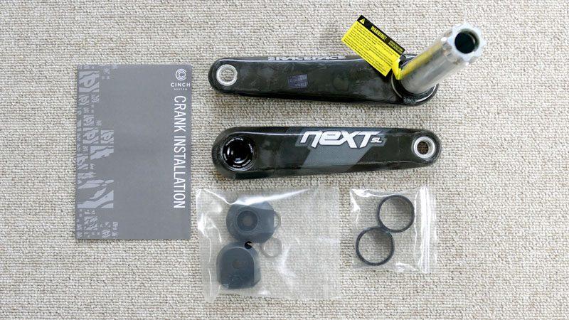 ファットバイクのフロントシングル化『カーボンクランク&BBへの交換』イメージ03