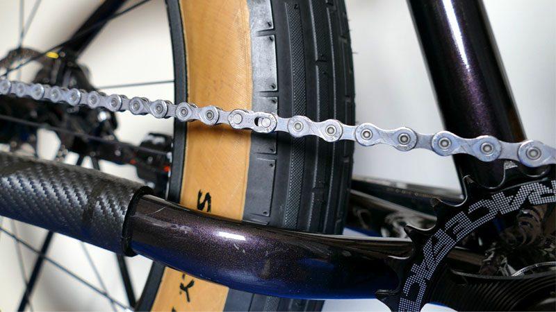 ファットバイクのフロントシングル化『カーボンクランク&BBへの交換』イメージ21