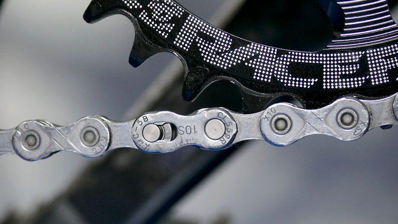 ファットバイクのフロントシングル化『カーボンクランク&BBへの交換』イメージ23