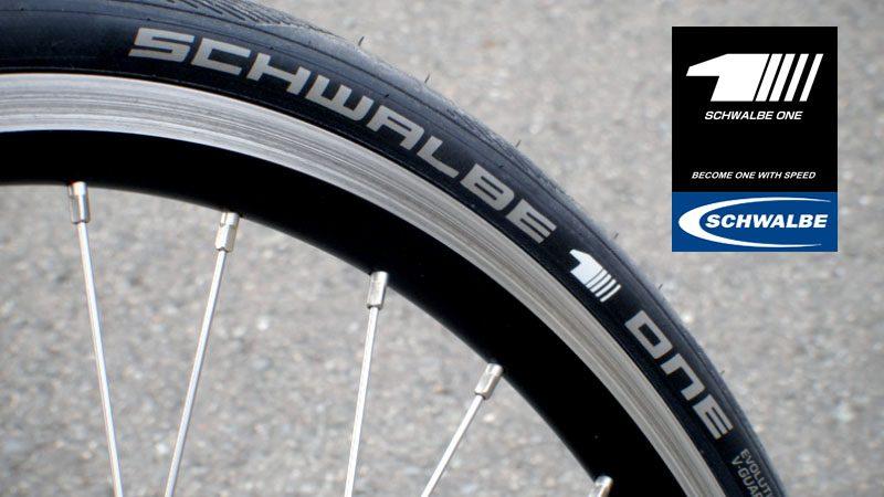 ミニベロ最速20インチタイヤ『シュワルベワン/SCHWALBE ONE』イメージ01