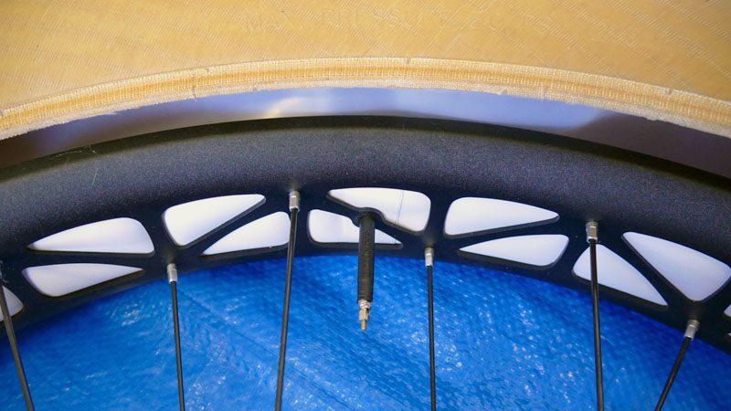 超軽量ファとバイク用TPUチューブ『Revoloop.Blue Fat.』の感想イメージ10