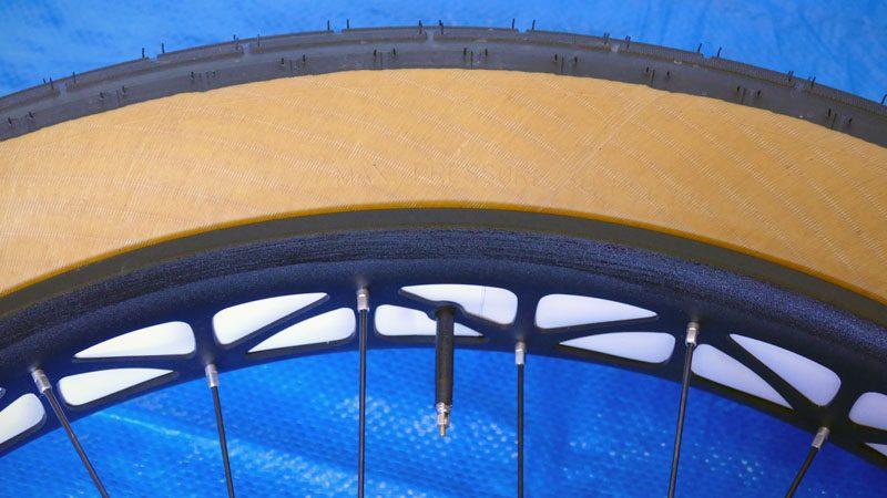 超軽量ファとバイク用TPUチューブ『Revoloop.Blue Fat.』の感想イメージ11