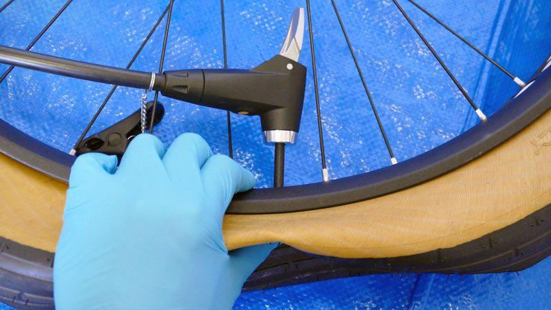 超軽量ファとバイク用TPUチューブ『Revoloop.Blue Fat.』の感想イメージ13