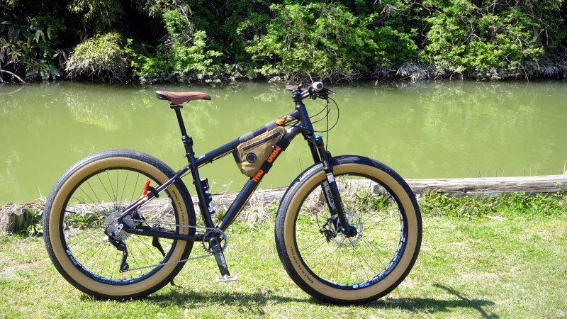 超軽量ファとバイク用TPUチューブ『Revoloop.Blue Fat.』の感想イメージ15