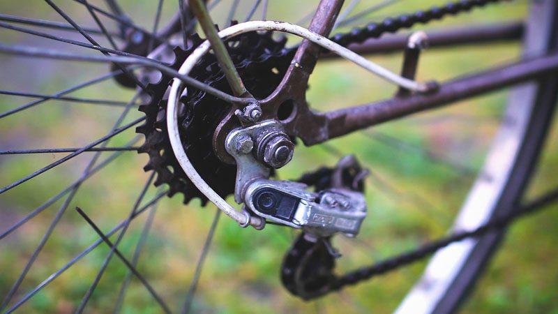 ファットバイク『スルーアクスル対応ディレイラーハンガー』交換・修理方法イメージ01