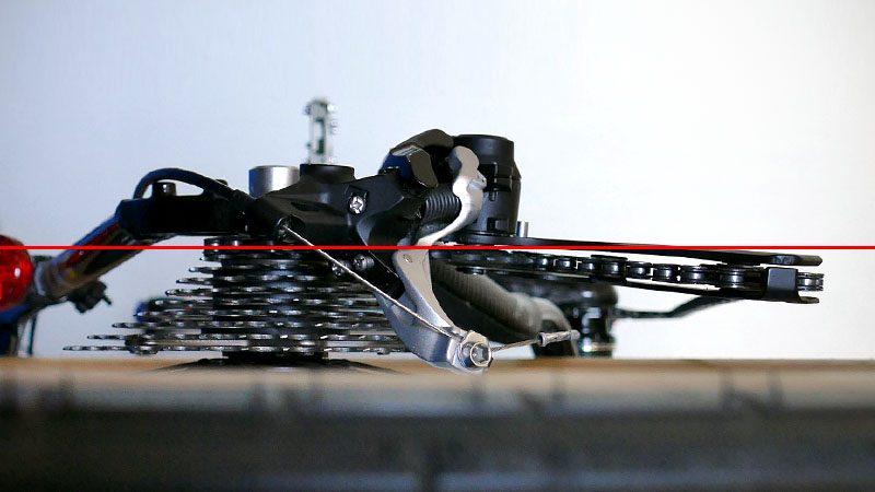 ファットバイク『スルーアクスル対応ディレイラーハンガー』交換・修理方法イメージ03