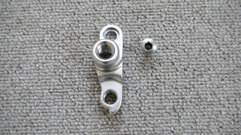 ファットバイク『スルーアクスル対応ディレイラーハンガー』交換・修理方法イメージ05