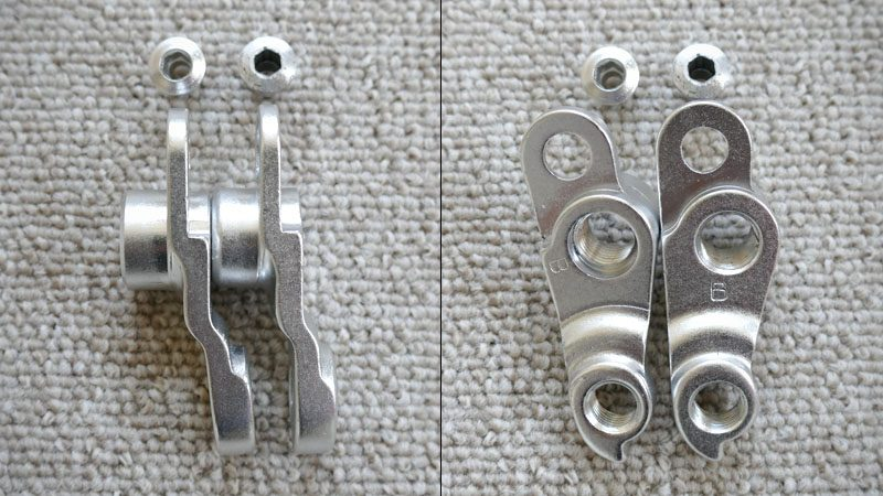 ファットバイク『スルーアクスル対応ディレイラーハンガー』交換・修理方法イメージ06