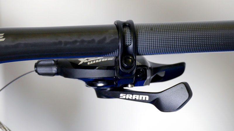 『ファットバイク11速化でコンポをSRAM GXに交換』イメージ06