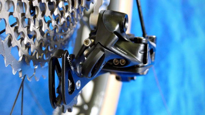 『ファットバイク11速化でコンポをSRAM GXに交換』イメージ07