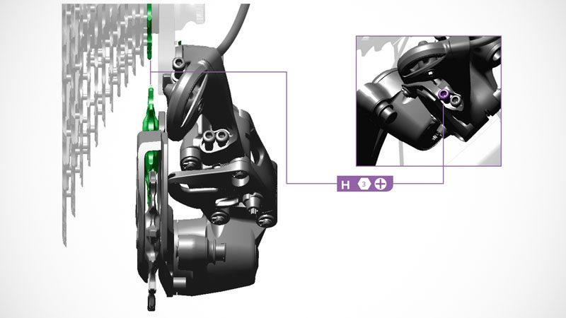 『ファットバイク11速化でコンポをSRAM GXに交換』イメージ08
