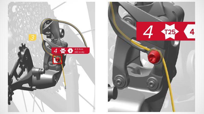 『ファットバイク11速化でコンポをSRAM GXに交換』イメージ09