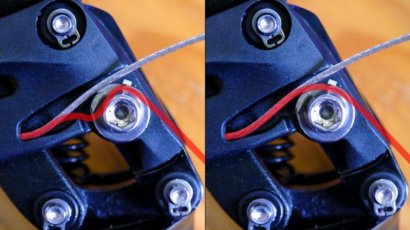 『ファットバイク11速化でコンポをSRAM GXに交換』イメージ10