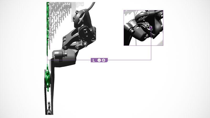 『ファットバイク11速化でコンポをSRAM GXに交換』イメージ11