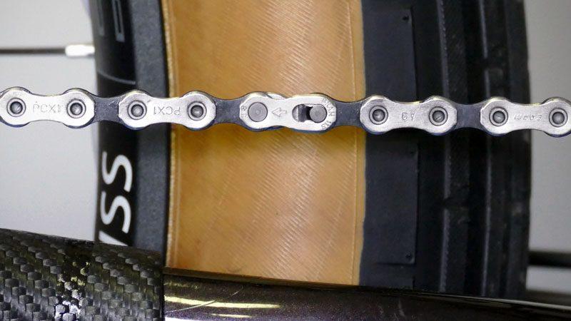 『ファットバイク11速化でコンポをSRAM GXに交換』イメージ14
