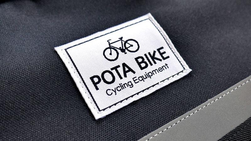 超オススメ!『POTA BIKE/ポタバイク』製フロントバッグの感想イメージ02
