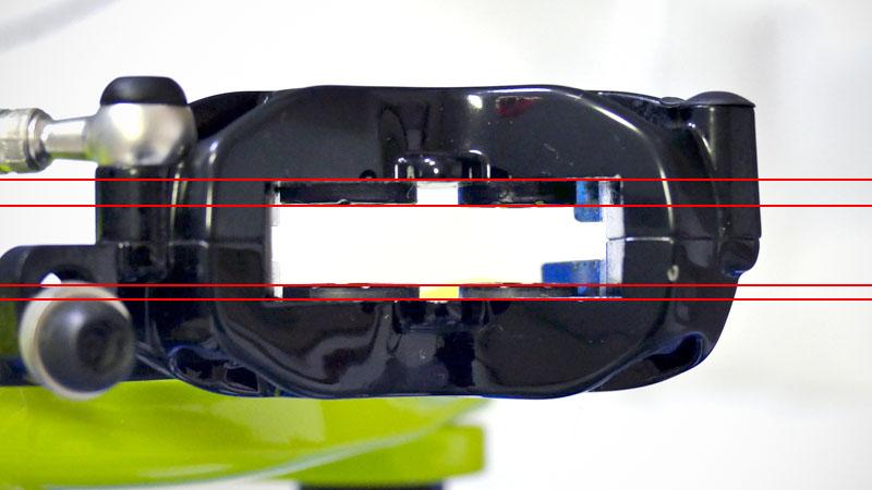 油圧ブレーキのピストン清掃とパッドクリアランスの話イメージ06
