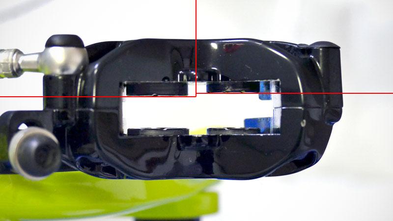 油圧ブレーキのピストン清掃とパッドクリアランスの話イメージ07