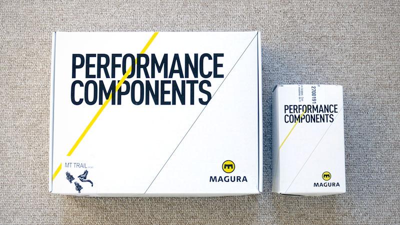 油圧ディスクブレーキ『MAGURA MT Trail Sport』の詳細と取付方法イメージ02