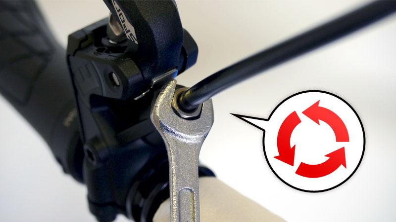 油圧ディスクブレーキ『MAGURA MT Trail Sport』の詳細と取付方法イメージ18
