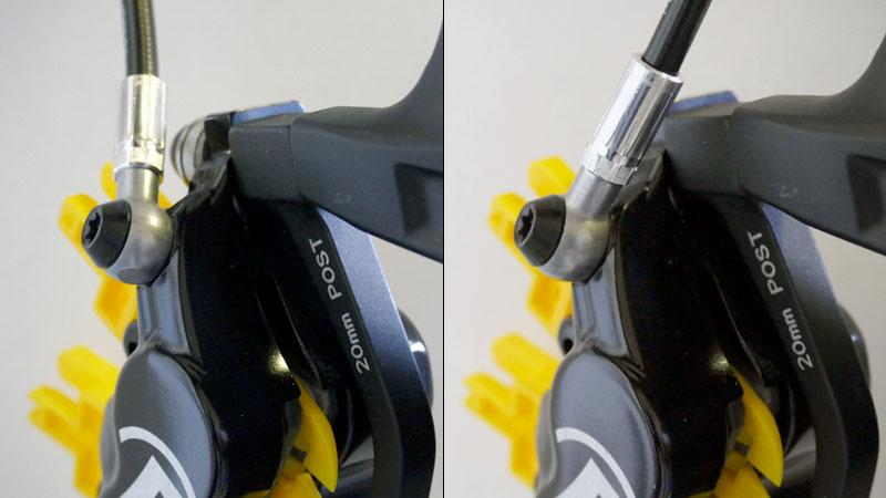 油圧ディスクブレーキ『MAGURA MT Trail Sport』の詳細と取付方法イメージ21