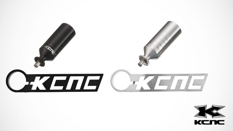 スルーアクスル対応『KCNC ディレイラーガード』イメージ04