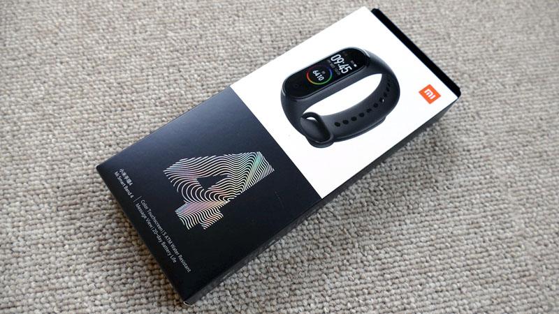 Xiaomi製スマートバンド『Mi SmartBand4』の感想イメージ03