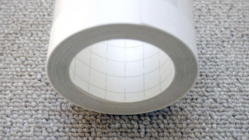 つや消し・マット塗装の自転車フレームに使える保護テープ2種類の比較テストイメージ03