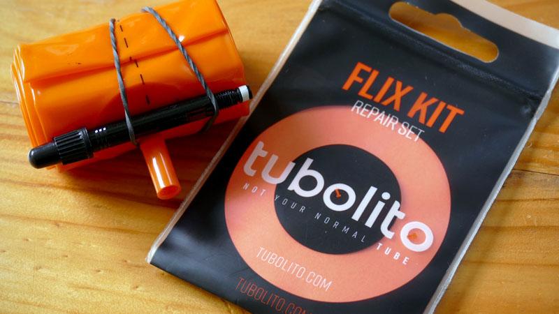 チューブレス向きな携帯&予備チューブ『Tubolito S-Tubo』イメージ01