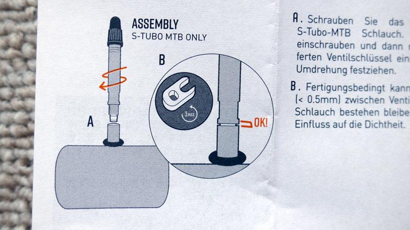 チューブレス向きな携帯&予備チューブ『Tubolito S-Tubo』イメージ05