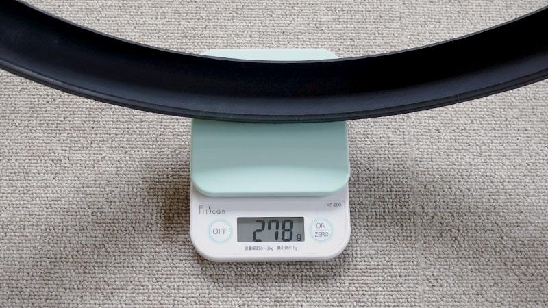 20インチ451ホイール用タイヤ『ミニッツタフ』の感想イメージ04